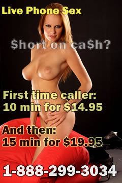cheap phone sex. Flat Rates Phone Sex! Recession Buster Deals so sexy you ...